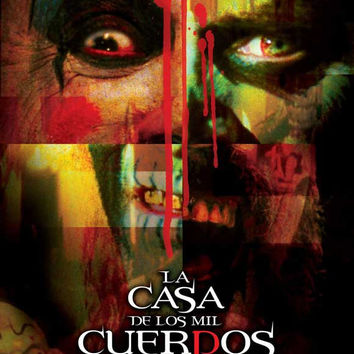 House of 1000 Corpses (Mexican) 11x17 Movie Poster (2003)