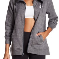 Nike | Funnel Zip Logo Jacket | Nordstrom Rack