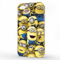 Minion Despicable Me Minion Character iPhone 4   4s Case, 3d printed IPhone case