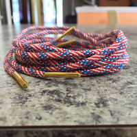 American Stripes Custom Shoe lace Rope Lace Roshe shoe laces