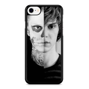 American Horror Story Skull Tate iPhone 8 Case