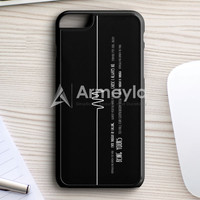 Arctic Monkeys Do I Wanna Know iPhone 7 Plus Case | armeyla.com