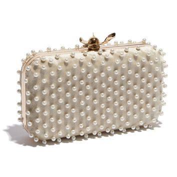 *PRE-ORDER* LILY PEARL MINAUDIERE