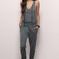 In The Hood Jumpsuit