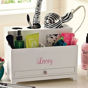 Perfectly Prepped Hair Accessories Organizer