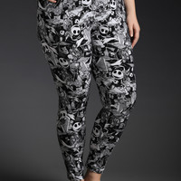 Nightmare Before Christmas Collage Sleep Pants