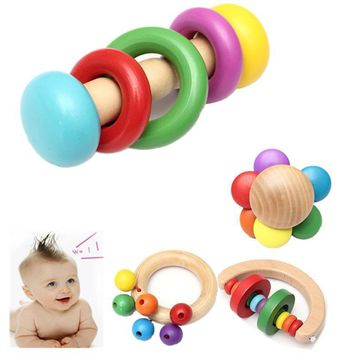 Wooden Baby Toys Musical