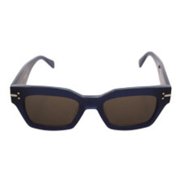 Celine CL 41070/S M2370 - Blue Sunglasses Celine