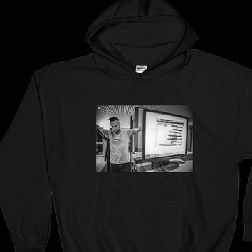Have Knives, Will Travel Hoodie