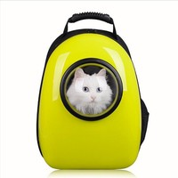 Space Capsule Shaped Cat Carrier