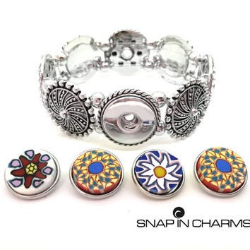 Snap jewelry, snap charms, snap + charms, snap button charms, snap charm bracelet, snap button bracelet, gingersnaps, mother's day gifts