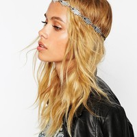 ASOS Hamsa Chain Hair Crown