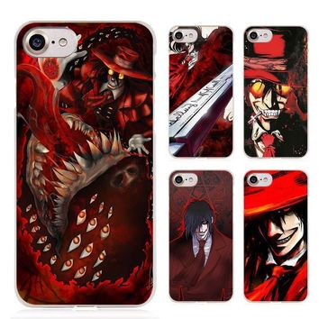 Hellsing Alucard Cell Phone iPhone Case All Sizes