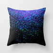 gravity Throw Pillow by Marianna Tankelevich