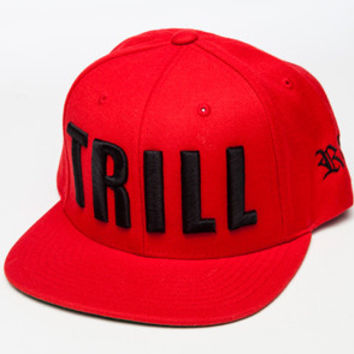 Trill Snapback (Red)