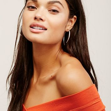 Free People Night Out Hoops