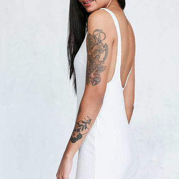 Motel Mergy Low Armhole Tank Mini Dress - Urban Outfitters