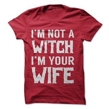 I'm Not A Witch I'm Your Wife