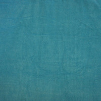 Teal Turquoise Corduroy Fabric - 2 YARDS, 30 INCHES