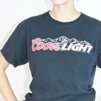 Coors Light Novelty Shirt  / M