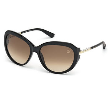 Swarovski Destiny Cat-Eye Sunglasses