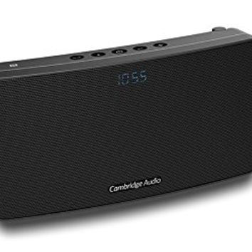 Cambridge Audio Minx GO Radio Wireless Bluetooth Speaker (Black)