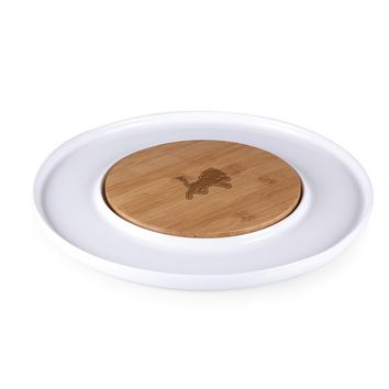 Detroit Lions - Island Cutting Board & Serving Tray (Bamboo)