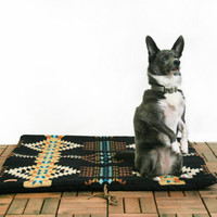 The Camp Mat: Dog bed, cat pillow, pet travel bed with free shipping