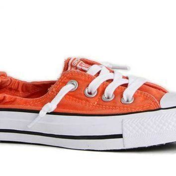 ICIKGQ8 converse chuck taylor all star shoes shoreline slip for women in mango 556693f