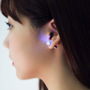 Originality Flash Led Light Earrings