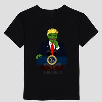 Donald Trump Pepe Upset T Shirts