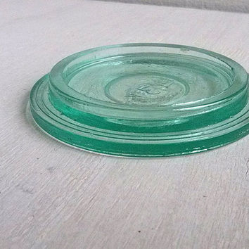 Vintage glass lid jars Primitive canning jar Retro kitchen Old conservation Kitchens containers Rustic kitchen storage Good thick glass lids