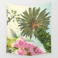 Spring to Summer Wall Tapestry by RichCaspian