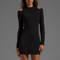 This is a Love Song Wayne Dress in Black from REVOLVEclothing.com