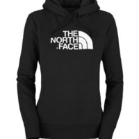 The North Face Womens Half Dome Hoodie TNF Black:Amazon:Clothing
