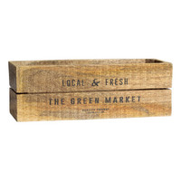 H&M Rectangular Wooden Box $17.99