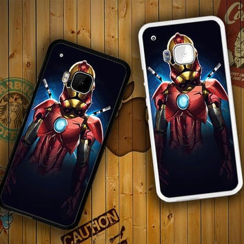 Iron Man Clone V1161 HTC One S X M7 M8 M9, Samsung Galaxy Note 2 3 4 S3 S4 S5 (Mini) S6 S6 Edge