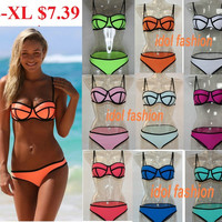 Neoprene Swimsuit Bikinis