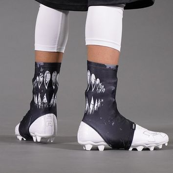 Villain Black Spats / Cleat Covers