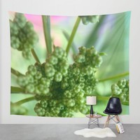 Seedlings Wall Tapestry by UMe Images
