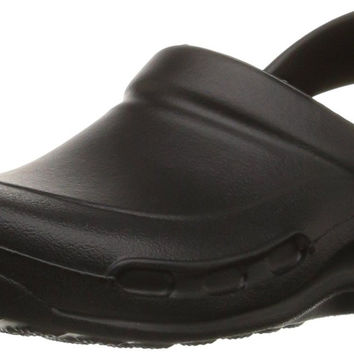 Crocs Women's Specialist Vent Clogs Black 2 M (D) US Men's/4 M (B) US Women