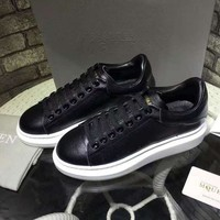 Alexander Mcqueen Fashion Casual Sneakers Sport Shoes-12