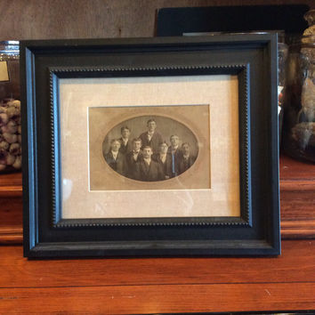 Antique Photo Large Frame #2