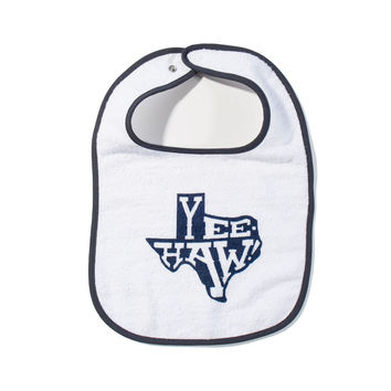 Yeehaw Bib (Multiple Colors)