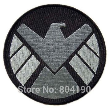Lot of Three S.H.I.E.L.D. (AVENGERS) New Marvel SHIELD AGENT Movie Iron On Sew On Patch