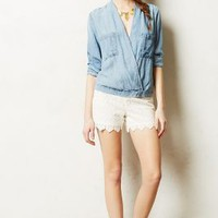Scalloped Lace Shorts by Elevenses