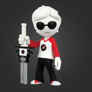 Welovefine:Dave Strider Vinyl