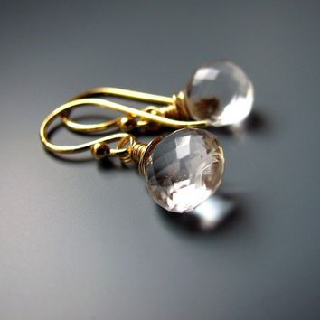Pure earrings by junedesigns on Etsy