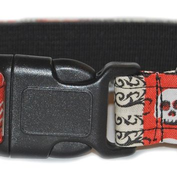 Mad-ras Halloween Dog Collar