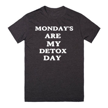 Monday's Are My Detox Day